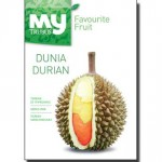 My Favourite Fruit Dunia Durian